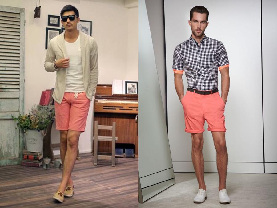 c66c4d3f59 Férfi Divat - Hogyan viseljük a bermuda nadrágot?